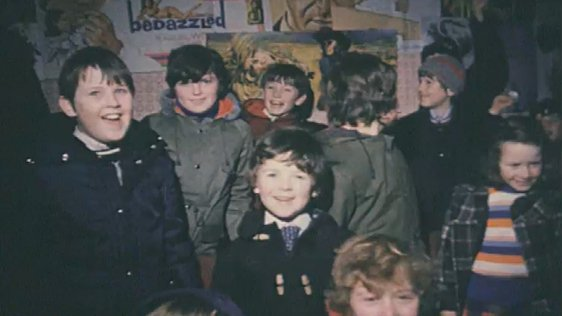Garda Party for Children (1976)