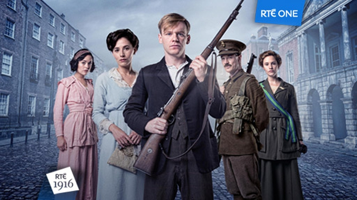 Behind the scenes of RTÉ's new commemorative drama Rebellion