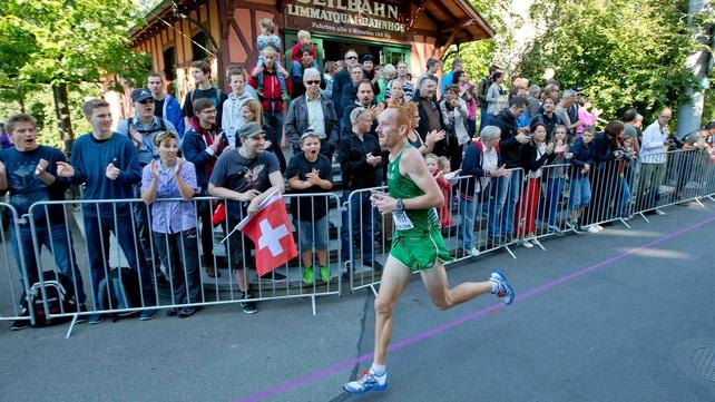 Irish athletes get Rio times as standards revised