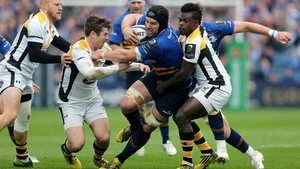 Sean O'Brien in action against Wasps