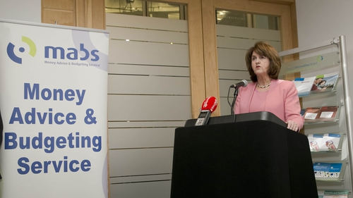Tánaiste Joan Burton formally launched the service today