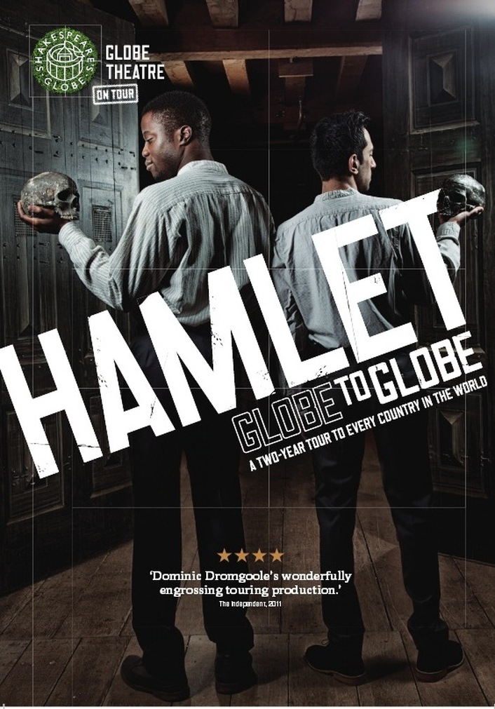 """Globe To Globe Hamlet"" by The Globe Theatre"