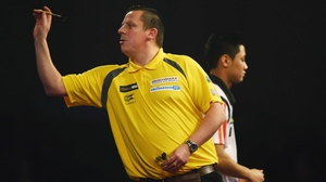 Dave Chisnall needed to hit early form to beat the former world youth runner-up