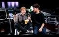 Ed Sheeran Sings His Hit Single 'Thinking Out Loud' As Gaeilge
