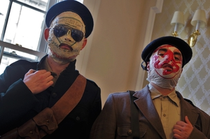 The Rubber Bandits