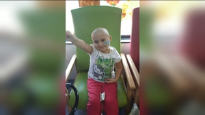 Alara Basturk has been looking for a donor for a bone marrow transplant for months