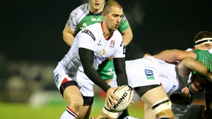 Ruan Pienaar will have to leave Ulster at the end of his current contract