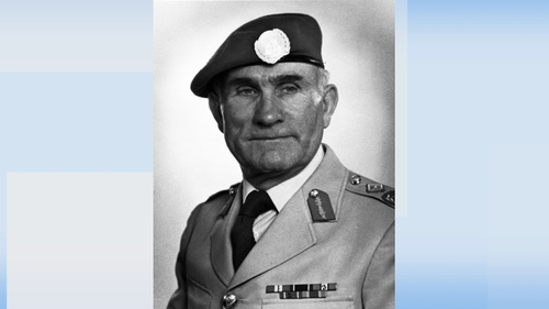 Lieutenant General William Callaghan was the Force Commander of the UNIFIL from February 1981 to May 1986
