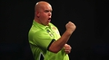 Breaking bad O'Sullivan praised by darts ace MVG