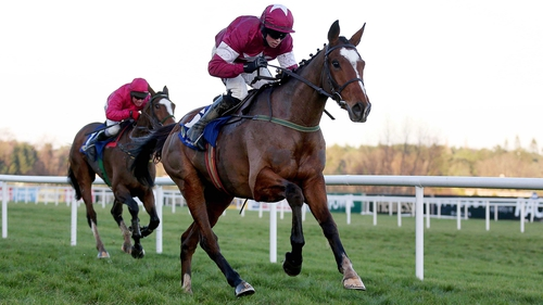 Don Poli is the favourite among most bookmakers for the Aintree Grand National