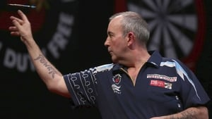 Phil Taylor is chasing a 15th PDC World Championship