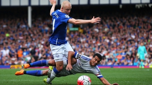 Steven Naismith looks set to move away from Goodison Park