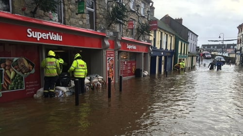 Zurich estimates $275m hit from recent storms in Ireland and the UK