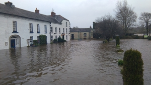 Many areas faced severe flooding in December