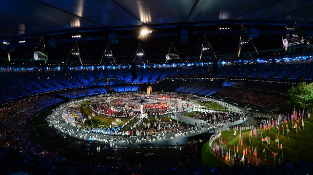 Change more urgent than ever, says Olympic chief
