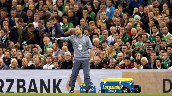 Martin O'Neill led Ireland to Euro 2016 qualification in his first campaign as an international manager