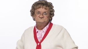 "Brendan O'Carroll - ""We are going to drop you as we don't think it's strong enough' then I'd kill Agnes off."""