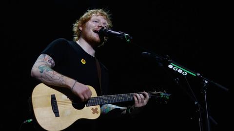 2fm: Ed Sheeran Interview