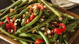 Stir Fried Green Beans | Catherine Fulvio