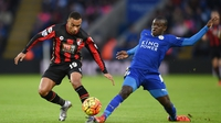 N'Golo Kante happy at Leicester 'for now'