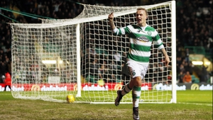 Leigh Griffiths has scored 39 goals this season for the Bhoys