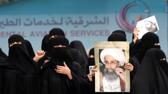 Tensions in Middle East over execution of cleric