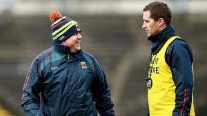 Mayo manager Stephen Rochford is enjoying a winning start to the season