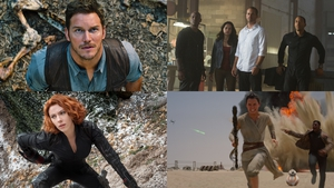 The four top earning movies of 2015 were Jurassic World, Furious 7, Avengers: Age Of Ultron and  Star Wars: The Force Awakens