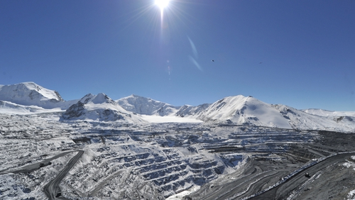 Located some 350km south east of the capital Bishkek, Kumtor mine is one of Kyrgyzstan's biggest assets and accounts for up to 10% of the nation's economic output