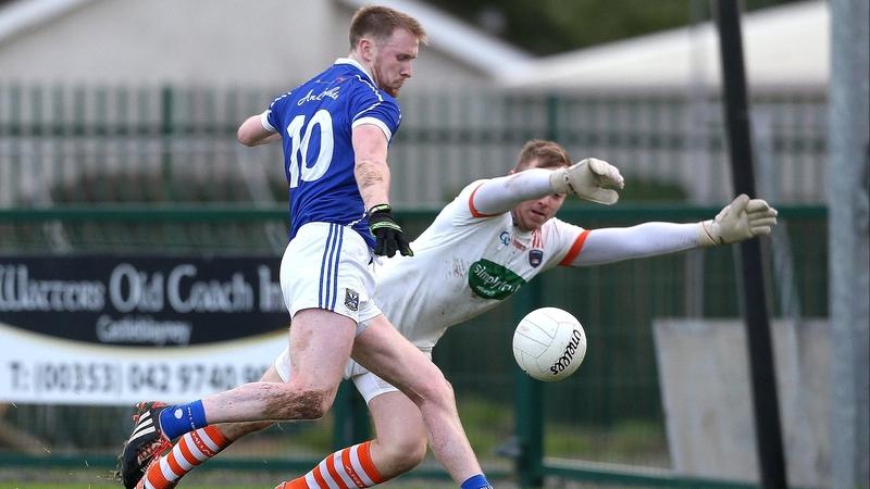 Cavan's Chris Conroy beats Matthew McNeice