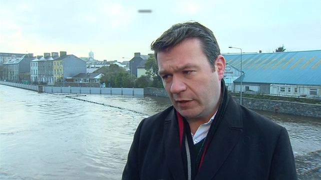 €8m has already been allocated to help local authorities deal with the flooding