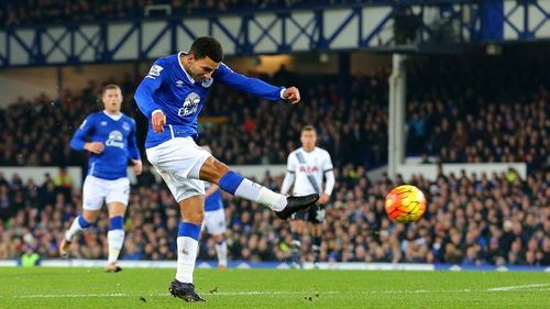 Everton midfielder Aaron Lennon detained under Mental Health Act