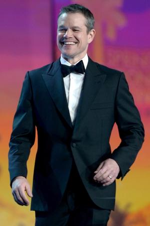 Best Actor: Matt Damon, The Martian