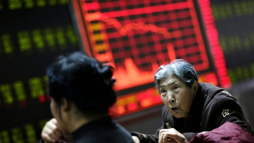 China's economy grew by 1.1% in the first quarter of 2016, missing expectations
