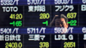 The Tokyo markets will not resume trading until Friday next week