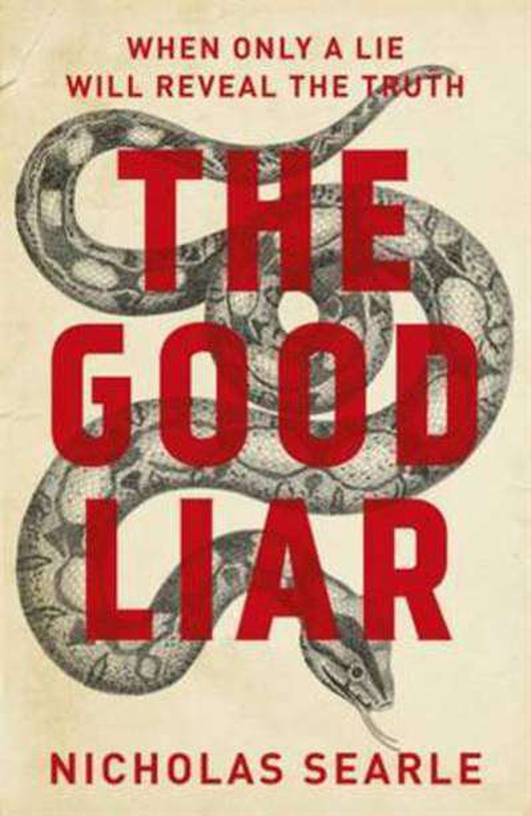 "Review: ""The Good Liar"" by Nicholas Searle"