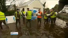 Taoiseach chairs meeting on River Shannon flood areas