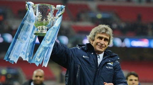Manuel Pellegrini will just concentrate on winning trophies this season