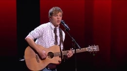 The Voice of Ireland Extras: Luke Ray Lacey
