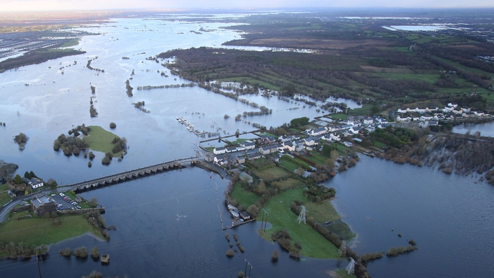 'Fix flood defences, then we'll insure'