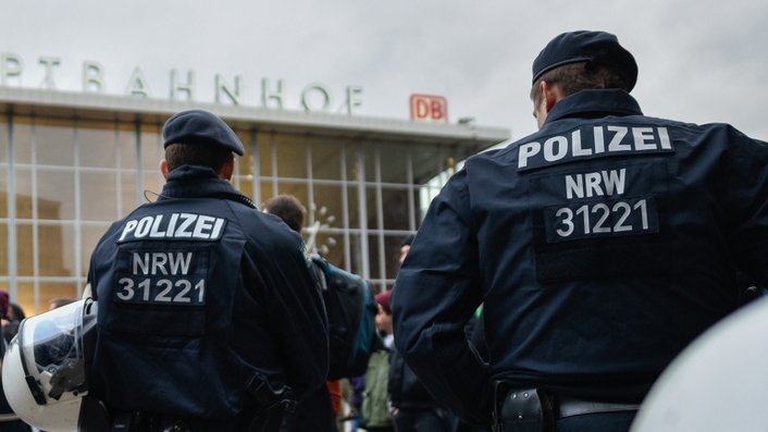 Anger in Germany of assaults on women on New Year's Eve