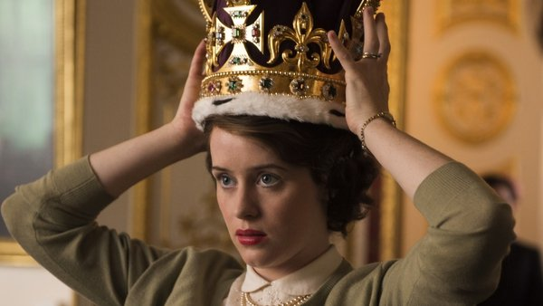 Claire Foy nominated for best actress for her performance in The Crown