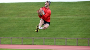 Conor Murray is back in the Munster side