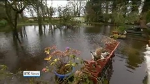 RTÉ's Western Correspondent Pat McGrath speaks to one family dealing with the impact of recent flooding