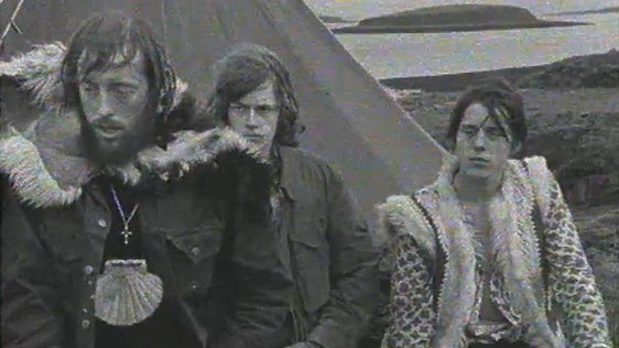 Hippies in County Mayo