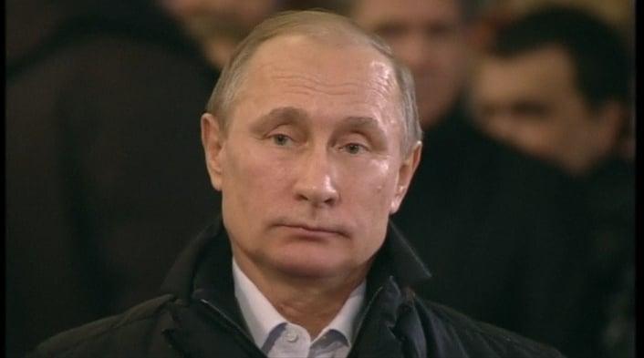 Putin Accuses Ukraine of Plotting Terrorist Attacks in Crimea