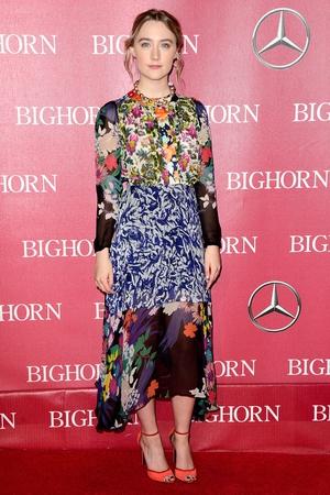 Best Actress: Saoirse Ronan, Brooklyn