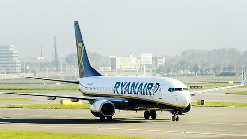 Ryanair will launch new services to Amsterdam, Athens and Vigo