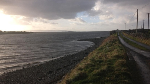 The body was spotted in sea at Ardfry Point in Oranmore by search party