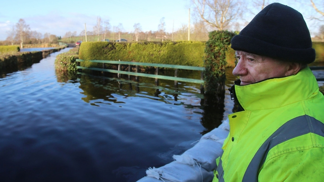 Northern Ireland has also been hit by flooding, particularly low-lying areas around sections of Lough Erne and Lough Neagh